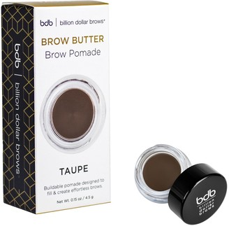 Billion Dollar Brows Brow Butter Buildable Pomade