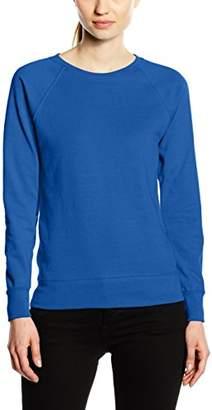 Fruit of the Loom Women's Raglan Lightweight Sweater,8 (Manufacturer Size:X-Small)