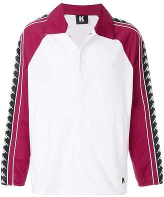 Kappa Kontroll popper jacket