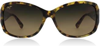 Maui Jim Nalani Sunglasses Tortoise MJ295 Polariserade 61mm