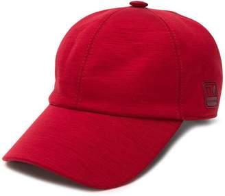 Ermenegildo Zegna basic baseball cap