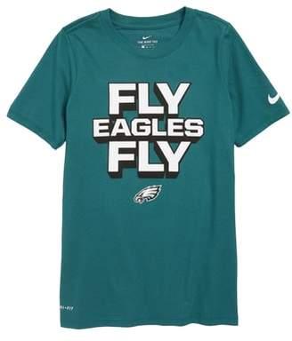 Nike Dry Hyperlocal NFL Philadelphia Eagles T-Shirt