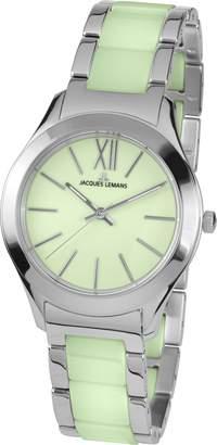 Jacques Lemans Rome 1-1796K Women's Watch With Ceramic Elements