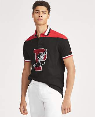 Ralph Lauren Classic Fit P-Wing Mesh Polo
