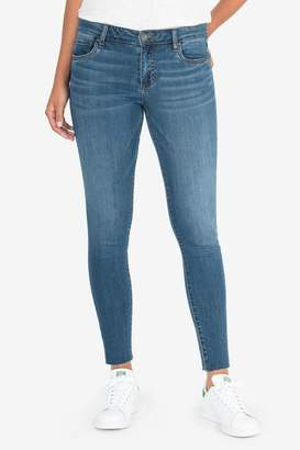 KUT from the Kloth Ankle-Skinny With Recycled-Poly