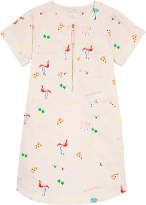 J.Crew crewcuts by Kelly Do Fun Stuff Twill Dress