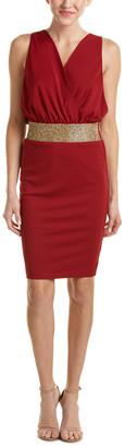 Sheri Bodell Embellished Sheath Dress