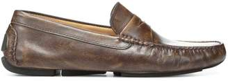Donald J Pliner VARRAN, Washed Calf Driving Loafer