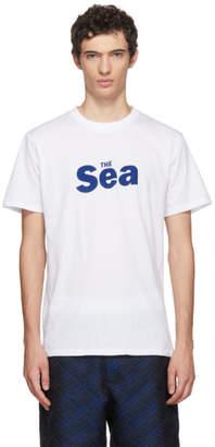 Double Rainbouu White The Sea The Stars T-Shirt