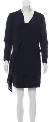 Acne Studios Darling Silk Dress