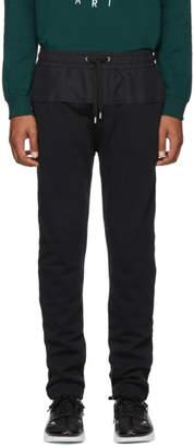 Kenzo Black Jogger Lounge Pants