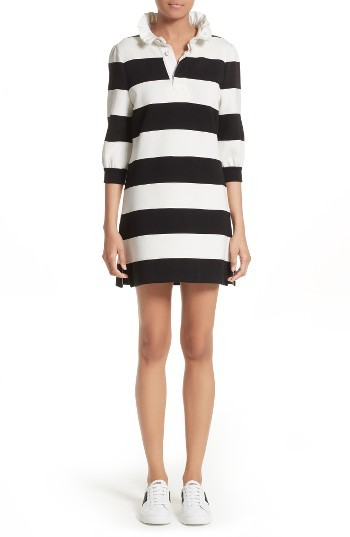 Marc Jacobs Women's Marc Jacobs Rugby Sweater Dress