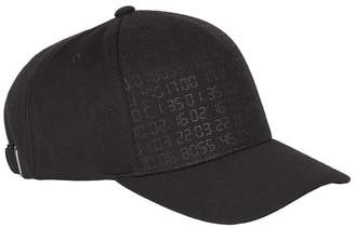 BOSS Reflective Digital Alarm Print Cap