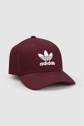 213de651672 Next Mens adidas Originals Maroon Classic Baseball Cap