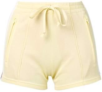 Etoile Isabel Marant side stripe track shorts