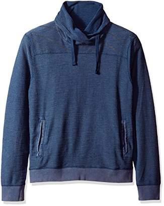 Buffalo David Bitton Men's Fatex French Terry Fashion Sweatshirt
