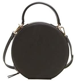 MANGO Round mini bag