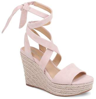eac2801d2bc Splendid Women s Tessie Ankle-Tie Wedge Sandals