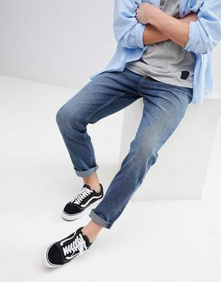 Cheap Monday Audiac Slim Tapered Fit Jeans