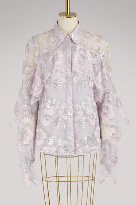 Peter Pilotto Lace shirt