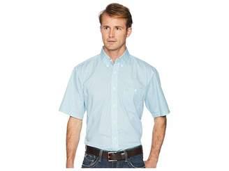 Wrangler Classic Short Sleeve Button Print