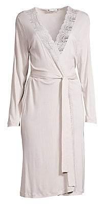 Hanro Women's Jolina Lace Robe