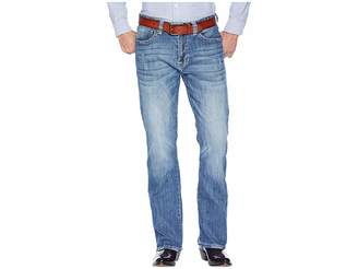 Rock and Roll Cowboy Double Barrel in Medium Wash M0D7384