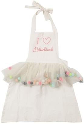 Billieblush Cotton Apron With Pompom Skirt