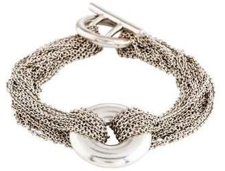 Tiffany & Co. Multichain Circle Bracelet