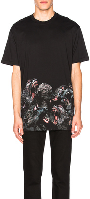 Givenchy Printed Tee $790 thestylecure.com