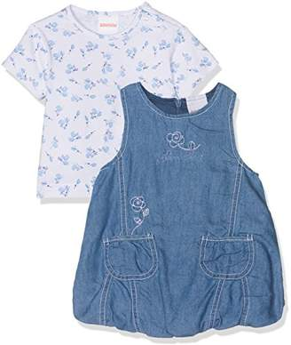 Schnizler Baby Girl Clothing Set, Skirt with T-Shirt,(Manufacture Size : 68)