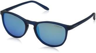 Polaroid Sunglasses PLD8016N Polarized Oval Sunglasses