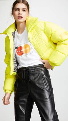 Misbhv M I S B H V Yellow Down Jacket