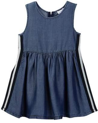Splendid Side Taping Tencel Dress (Little Girls)