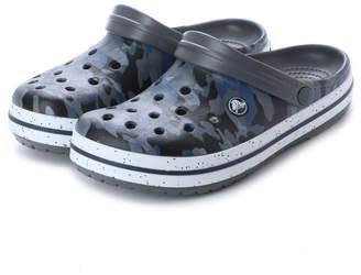 Crocs (クロックス) - クロックス crocs クロッグサンダル Crocband Graphic III Clog 205330-97G
