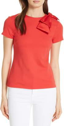 Ted Baker Sadlie Joyous Bow Shoulder Top