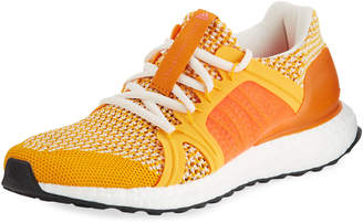 adidas by Stella McCartney Ultraboost X Knit Sneakers, Orange