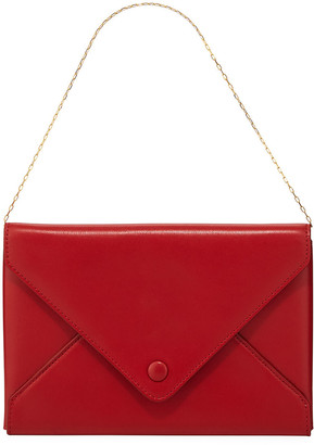 The Row Smooth Leather Envelope Wallet
