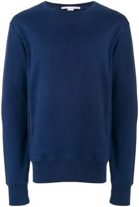 Stella McCartney printed back sweatshirt