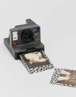 Polaroid Originals One Step 2 Camera in Graphite with Viewfinder
