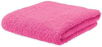 Abyss Super Pile guest towel - Happy Pink