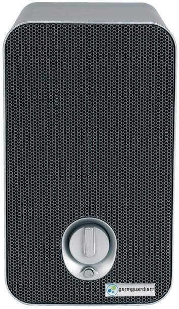 Guardian Technologies GermGuardian Tabletop Air Purifier with HEPA Filter