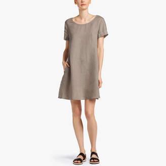 James Perse LINEN TEE DRESS