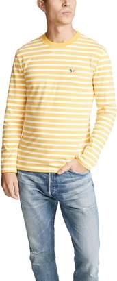 MAISON KITSUNÉ Par Rec Marin T-Shirt