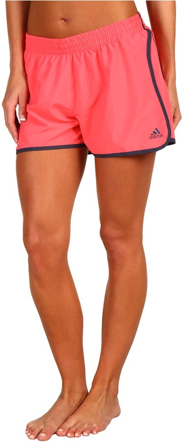 adidas Attack Short (Lab Pink/Urban Sky) - Apparel