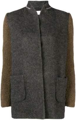 Fabiana Filippi contrast fitted blazer