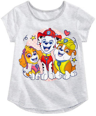 Nickelodeon Toddler Girls Pup Patrol T-Shirt