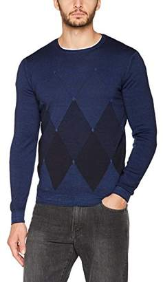 Ferrante Men's 38U22133 Jumper,Large