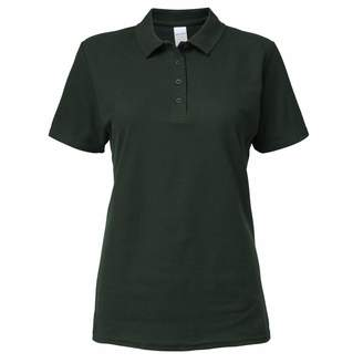 Gildan Softstyle Womens/Ladies Short Sleeve Double Pique Polo Shirt (S)