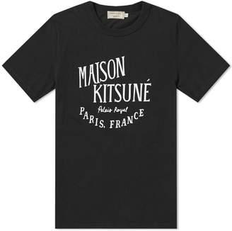 MAISON KITSUNÉ Palais Royal Tee